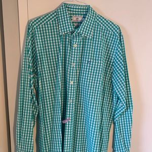 Southern Tide Men's Button Down Shirt in Teal